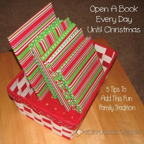 Christmas Books: 5 Tips for Creating a Family Tradition