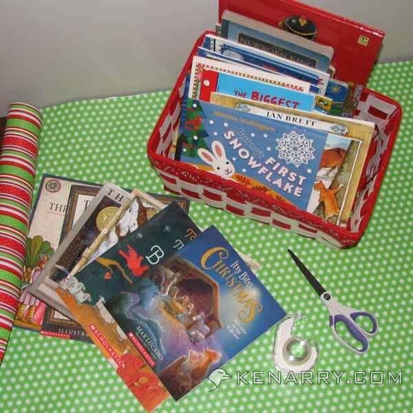 Christmas book tradition