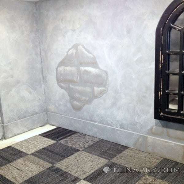 Castle Playroom Floors: Creating Space With Carpet Squares   Kenarry.com