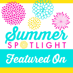 Featured on the Summer Spotlight with Kenarry, View from the Fridge, Oh My! Creative and One Krieger Chick