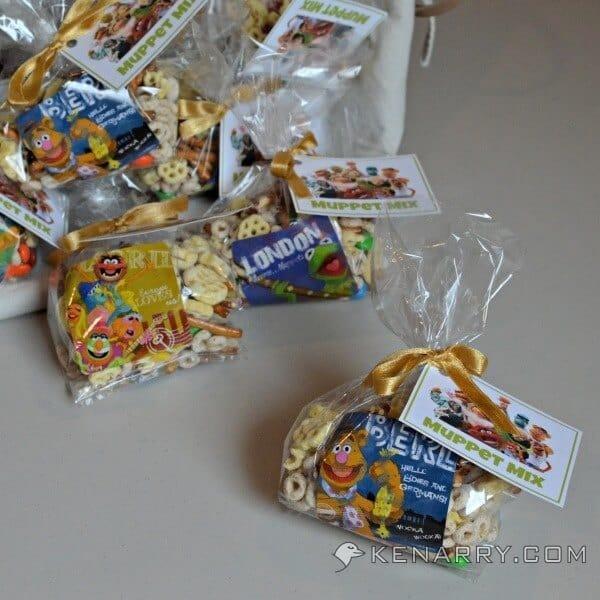 Muppet Mix: A Sweet Idea for a Birthday Treat - Kenarry.com