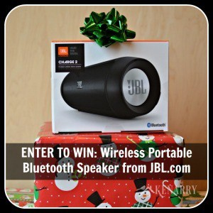 Enter to Win 1 of 30 Wireless Bluetooth Speakers from JBL.com