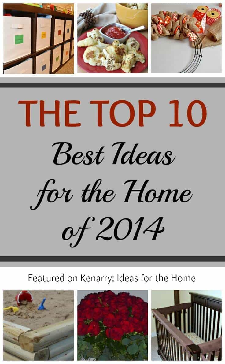 Top 10 Best Ideas for the Home of 2014