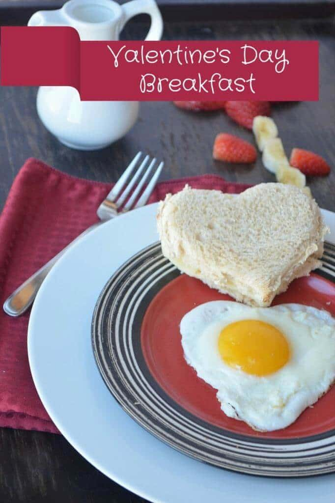 Valentine's Day Breakfast Recipe: Egg & Cheese for Your True Love - Our Family World featured on Ideas for the Home by Kenarry®