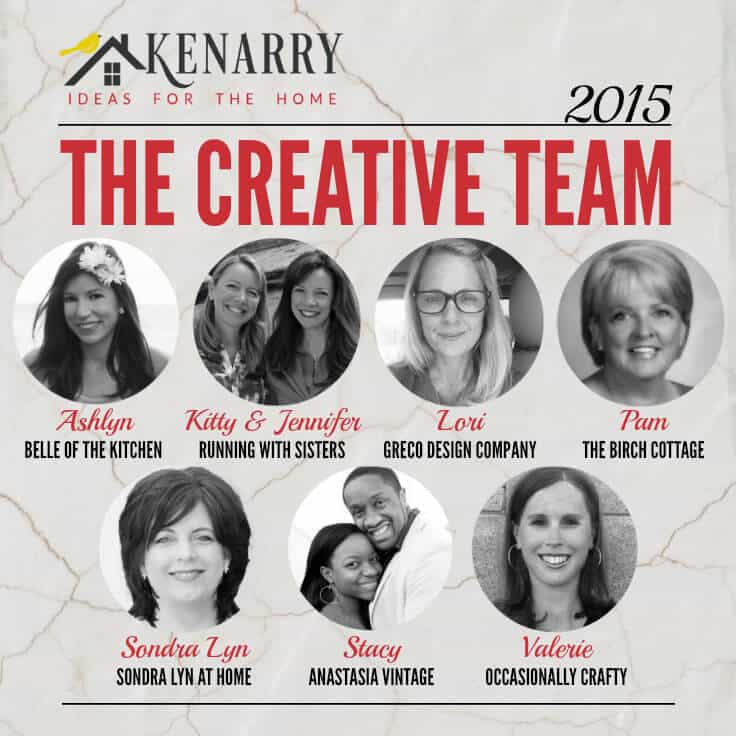 Ideas for the Home by Kenarry® - 2015 Creative Team