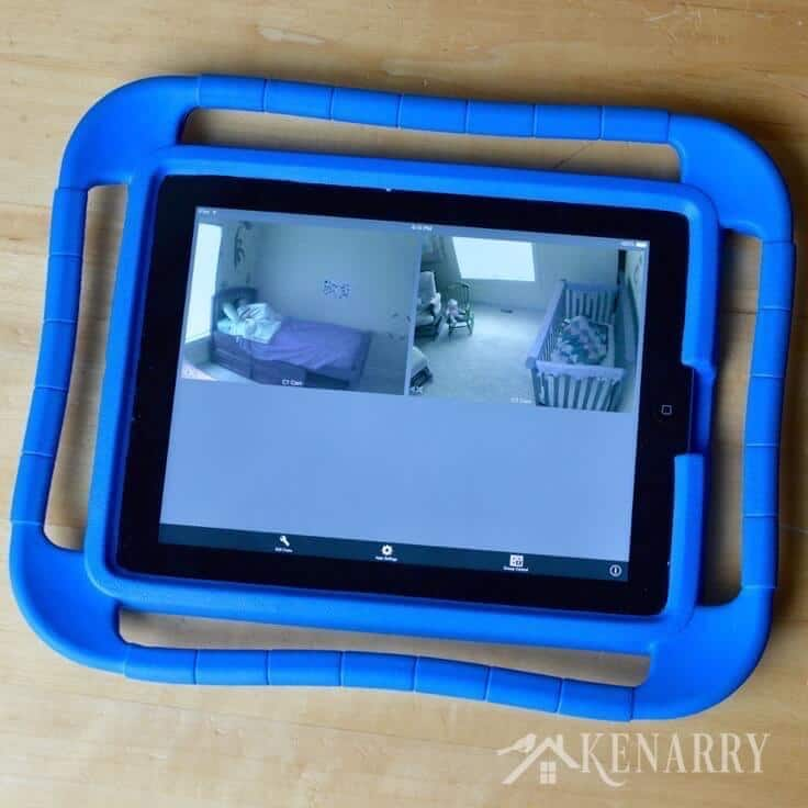 This is a MUST HAVE to give peace of mind to anyone with more than one small child at home. Great recommendation for the best video baby monitors for multiple rooms.