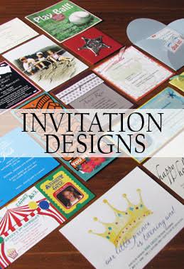 Invitation Designs - Greco Design Company