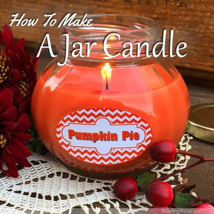 How to Make a Jar Candle