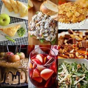Honey Crisp Apple Recipes