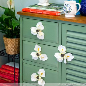 Dress up your decorating by getting creative with dollar store finds.
