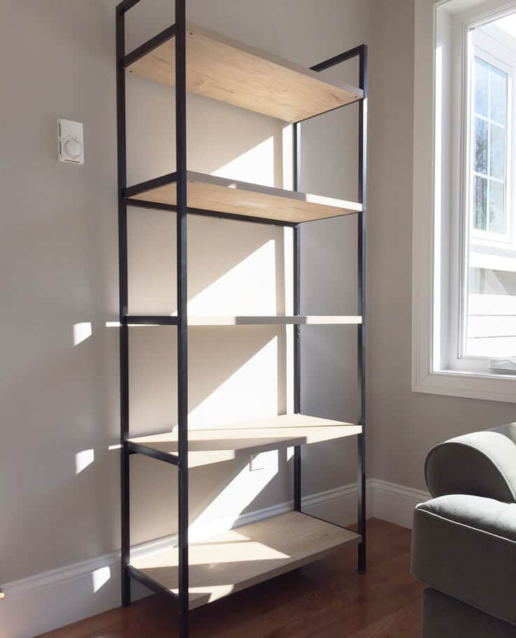 greco design tips on how to style a shelf