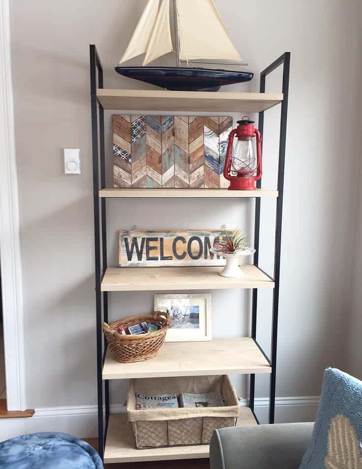 greco design tip on how to styles shelves