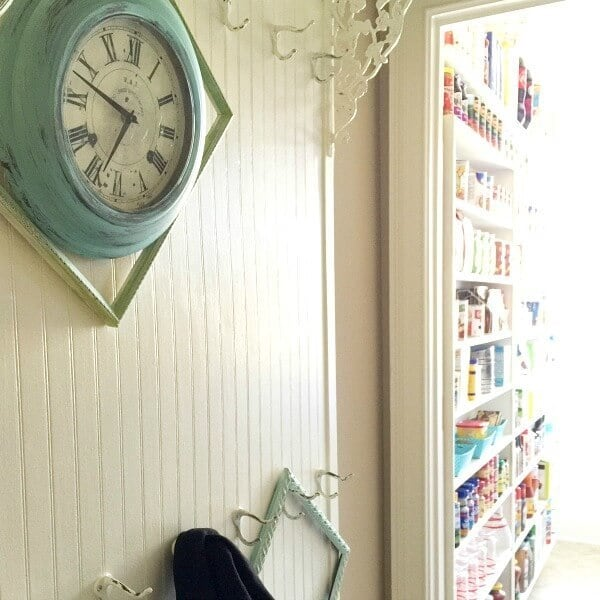 Pantry Makeover: How to find more light & create new storage space