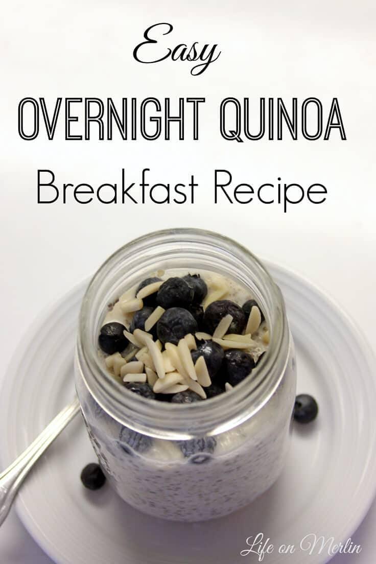 Easy Quinoa Breakfast Recipe