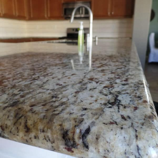 Cleaning & Caring for your Granite Counters