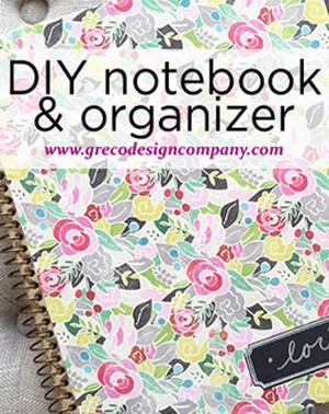 notebook & organizer