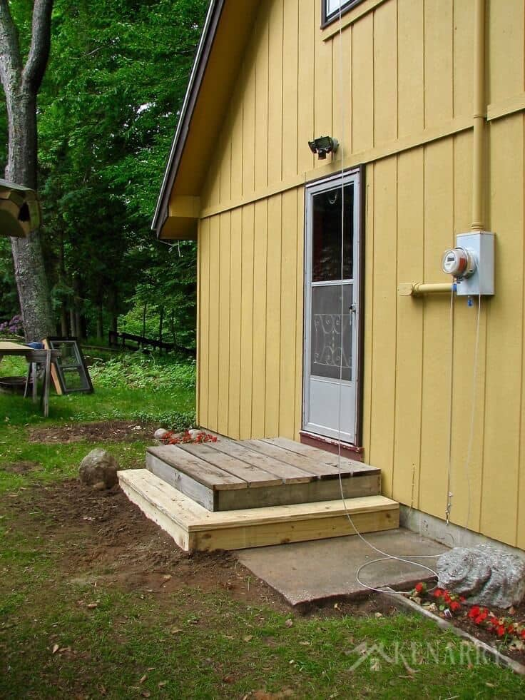 Cottage Renovations: Front Porch and Sunroom Plans