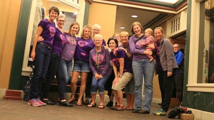 Women's Service Day organizing committee celebrates 15th anniversary