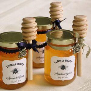 honey-jar-wedding-favour
