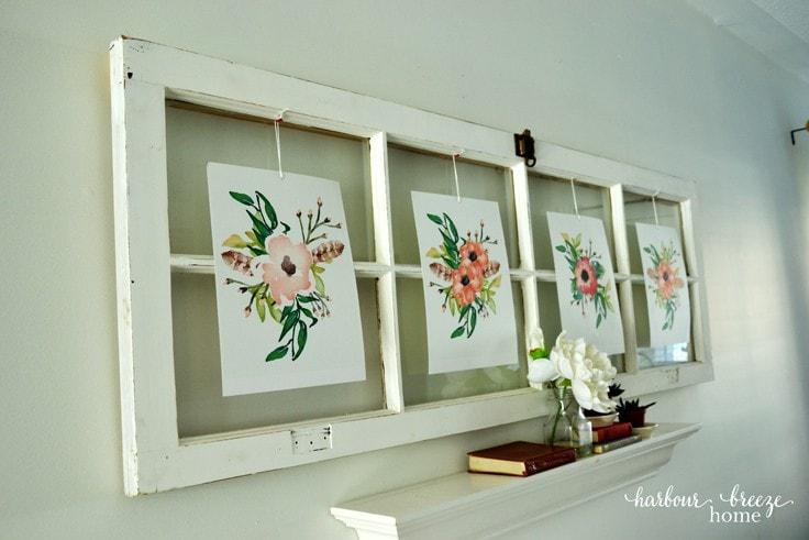 Spring Wall Art