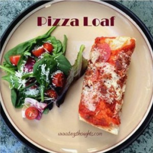 Pizza Loaf by Trish Sutton