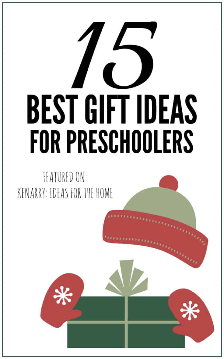 This list of the best gift ideas for preschoolers will help you shop high quality presents your children will love and play with over and over again.