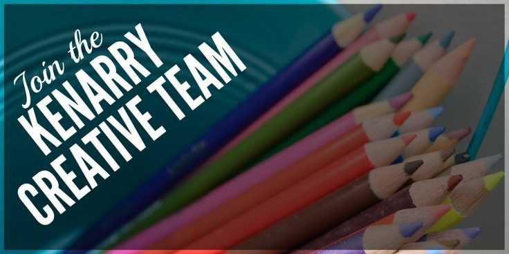 Join the 2018-19 Kenarry Creative Team - Apply by August 10, 2018