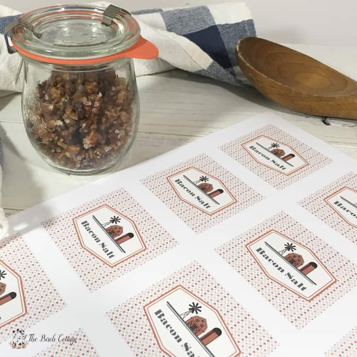 Bacon Salt Recipe