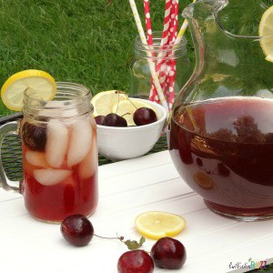 Cherry Popovers related recipes Cherry and ginger-infused tea