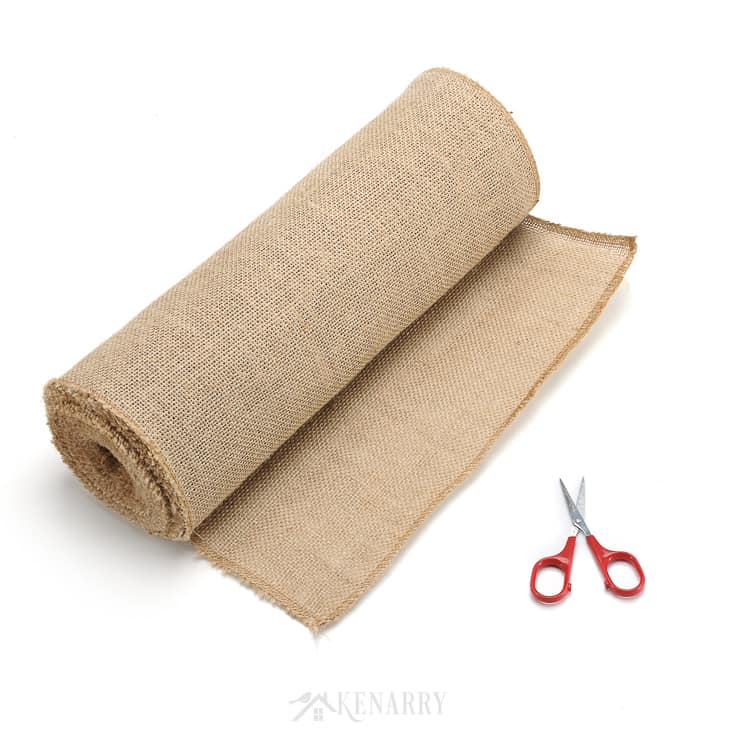 Extra wide burlap is great to use as table runners for weddings and events, banners for parties and other burlap craft ideas. The possibilities are endless!