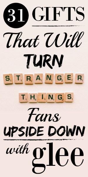 A gift guide for Stranger Things fans