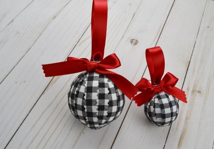 easy Christmas ornament to make