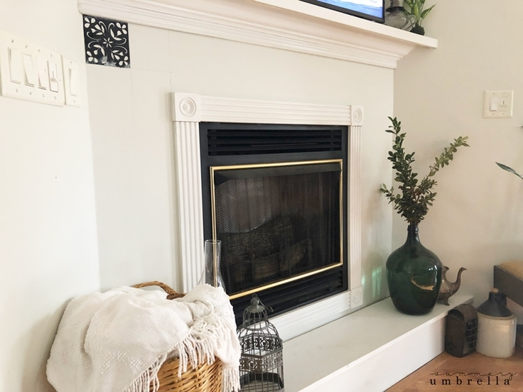 how to create a faux tile