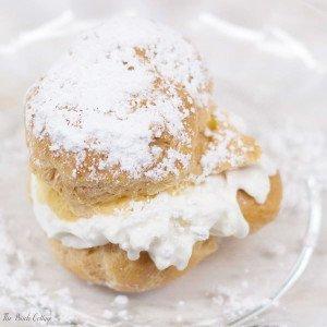 Cream Puffs Recipe by The Birch Cottage