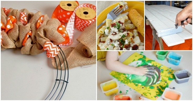 Projects, Crafts and Recipes from Ideas for the Home by Kenarry